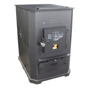 US Stove - 8500 Multi-Fuel Furnace - 3,000 Sq. Ft.