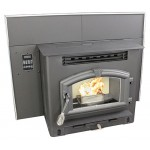 US Stove - 6041 Multi-Fuel Stove Insert - 2,400 Sq. Ft.