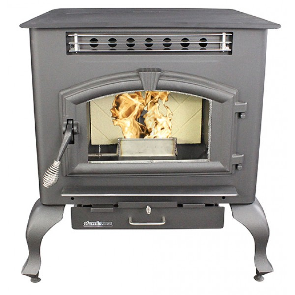 us stove multifuel stove on legs sq ft - Us Stove