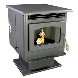 US Stove - 5040 Pellet Stove - 1,400 Sq. Ft.