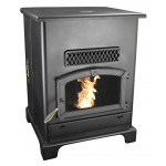 US Stove - 5520 Pellet Stove - 2,200 Sq. Ft.