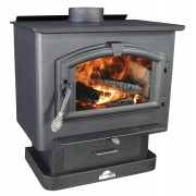 US Stove - 2000 Wood Stove - 2,000 Sq. Ft.