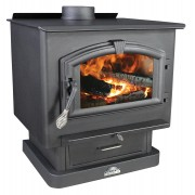 US Stove - 2500 Wood Stove - 2,500 Sq. Ft.
