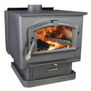 US Stove - 3000 Wood Stove - 3,000 Sq. Ft.