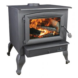 Breckwell - SW740L Wood Stove on Legs