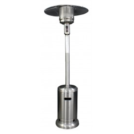 Mushroom Style Stainless Steel Patio Heater